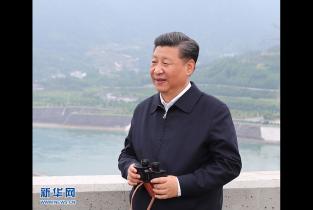 习近平绿色箴言厚植美丽中国