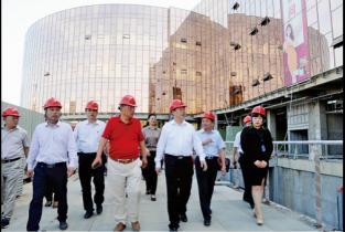 宋殿宇:强化措施 全力以赴推进重点项目建设