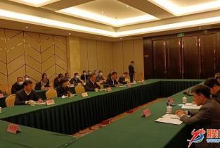 省委第八生态保护督察组进驻濮阳见面会召开