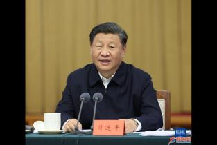 习近平:为黄河永远造福中华民族而不懈奋斗
