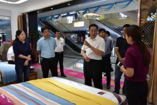 市领导赴清丰县调研营商环境建设工作