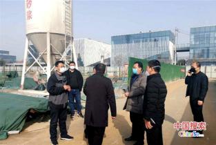 濮陽市(shi)示範區精準施策助力56個(ge)重大項目復工