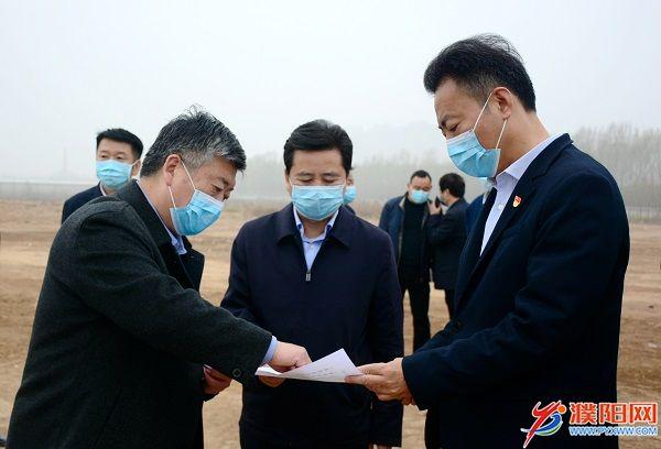 杨青玖:抢时间促进度  坚决如期完成目标任务