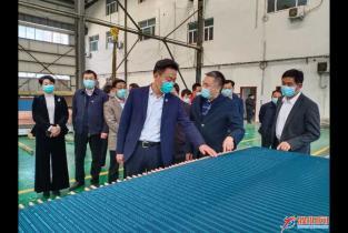 杨青玖:抓好整改 为经济发展提供安全保障