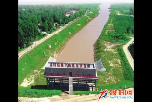 河南日报 濮阳:绿色发展画卷美