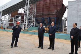 杨青玖调研重点项目建设和人大代表建议工作