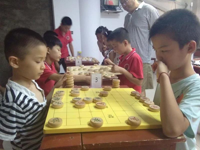 """濮阳市第一届""""麒麟杯""""中国象棋大赛成功举办"""