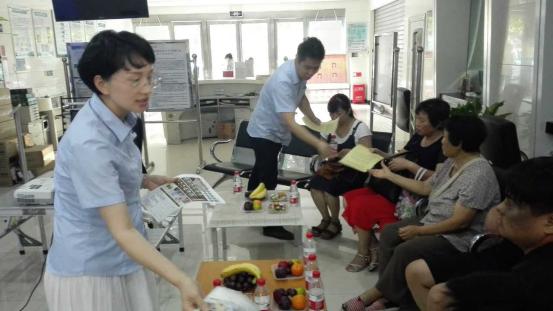 邮储银行濮阳市市区支行举办金融服务交流会