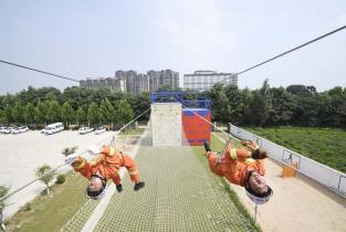 濮阳市消防救援支队2018年队伍建设和工作纪实