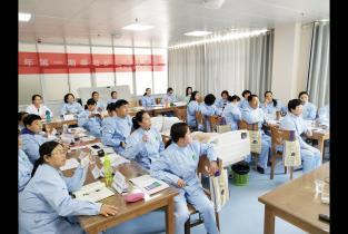 濮阳惠民老年养护院举办2019年第一期养老护理员培训班