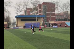 """绿茵场上拼实力 豫冠选拔出""""友谊"""""""