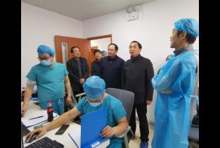 濮阳市第三人民医院首次6例心脏介入手术圆满成功