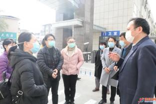 市第三人民医院:严防死守,确保每一位返濮同胞安全!