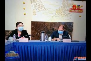 全国人大代表李连成:用实干让老百姓过上健康幸福生活为党增光