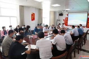 省领导莅临濮阳市第三人民医院调研