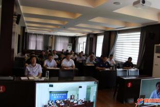 濮阳市防办预置全市抢险救援队伍投入防汛备战