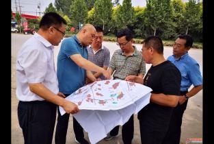 濮阳市开展2019年度县级政府耕地保护责任目标实地考核