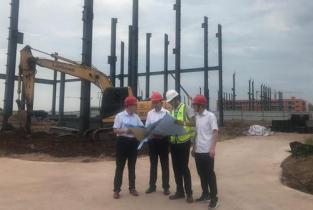 中兴能源全球总部基地年底将在自贡投产