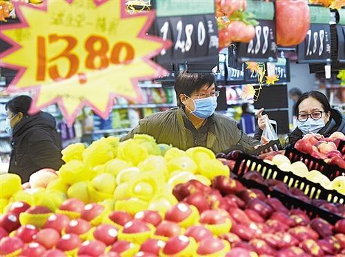 """今年水果价格不会""""高烧难退"""""""