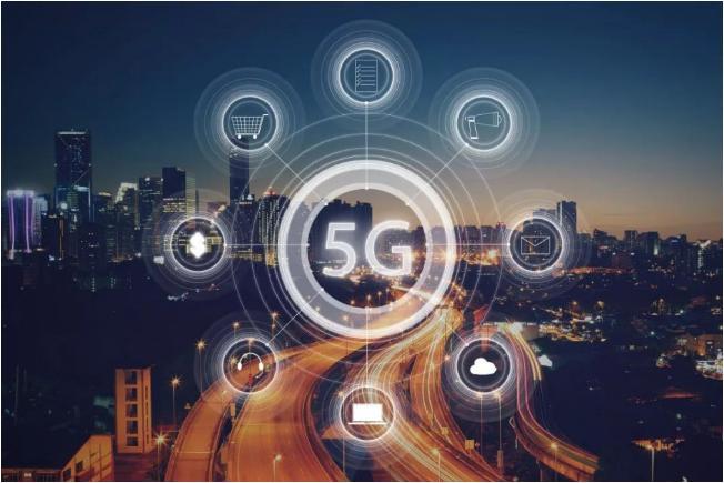 5G创新点亮数字化未来