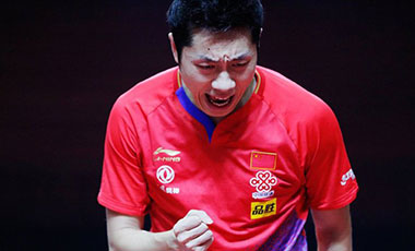 乒乓球亚锦赛国乒包揽全部7项冠军