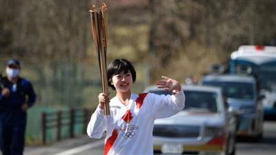 大阪疫情告急 奥运火炬传递将闭门举行