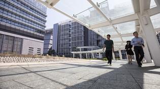 香港高校学生希望教学环境重回正轨