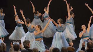 第24届波罗的海国际芭蕾舞节在里加开幕