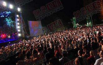 中国乐队亮相耶路撒冷爵士音乐节