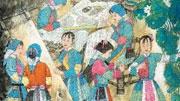 新吴门美术作品走四方特展呈现苏州美术韵味