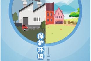 保护环境——守护美丽家园