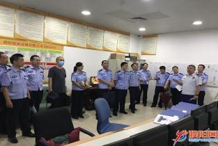 濮阳市举办公安派出所消防工作业务培训现场会
