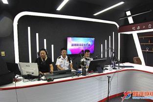濮阳消防做客电台网络直播间在线浅谈火灾防范工作