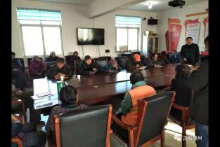 濮城镇迎接第六个国家宪法日:弘扬宪法精神 服务农村发展