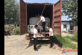 南乐县:重视宣传动员 有效助力打击黑加油站点专项行动推进