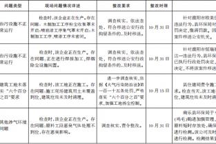 濮阳市南乐县督办问题查处整改情况清单