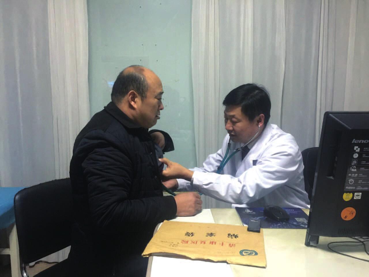 【寻访身边的感动】百姓信赖的牛医生——濮阳市人民医院心内二科主任牛锁成