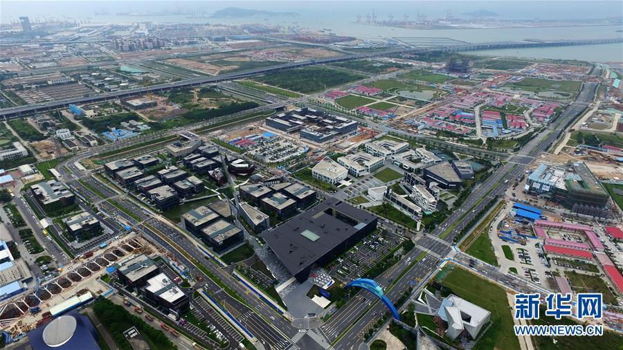 从改革开放40年看中国力量